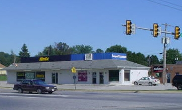 1701 whiteford Road former Hertz